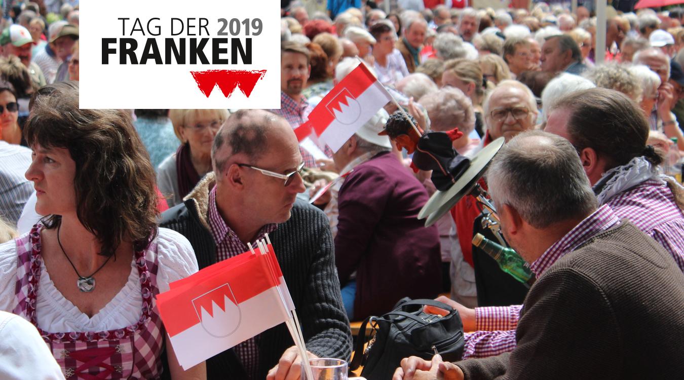 Franken feiert erstmals länderübergreifend